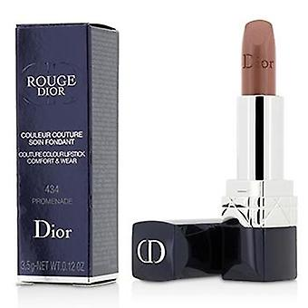 Christian Dior Rouge Dior Couture color comodidad y usar lápiz labial - # 434 Promenade - 3.5g/0.12oz