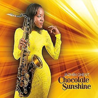 Jazmin Gent - sjokolade solskinn [DVD] USA import