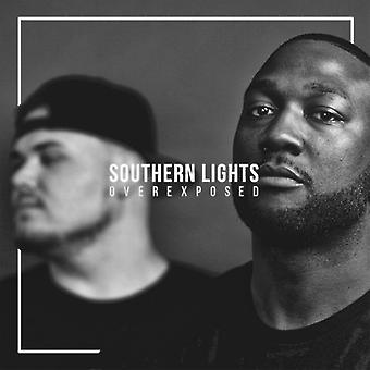 Alex Faith & Dre Murray - sydlige Lights: Overeksponeret [CD] USA import