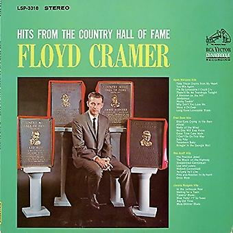 Floyd Cramer - Hits From the Country Hall of Fame [CD] USA import