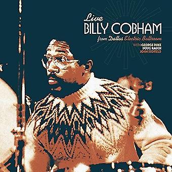 Billy Cobham - Electric Ballroom vivo en Dallas Texas 1975 [CD] Estados Unidos de la importación