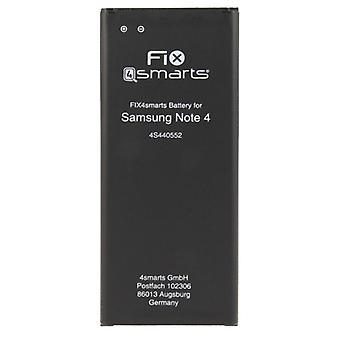 FIX4Smarts battery for Samsung Galaxy touch 4 N910 N910F EB-BN910BBEGWW battery replace battery replacement battery