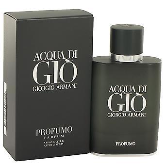 Giorgio Armani Acqua di Gio Profumo Eau de Parfum 75ml EDP Spray for mænd