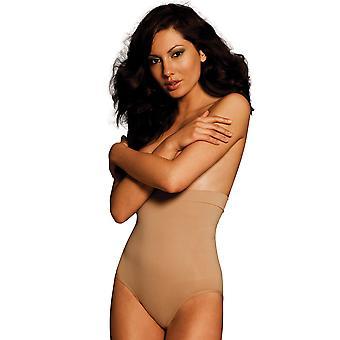 Cuerpo de mujer abrigo Regular pompis Superior desnuda cintura Panty 44811