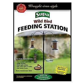 Supa Wild Bird fodring Station