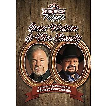 Serie de tributos CFR: Gene Watson & Moe Bandy [DVD] USA importar