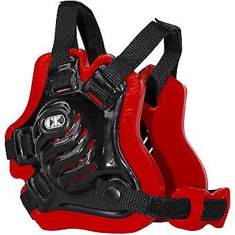 Cliff Keen F5 Tornado worstelen hoofddeksels - zwart/Scarlet/zwart