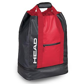 HEAD Team Duffle Bag - 44 Litres - Red/Black