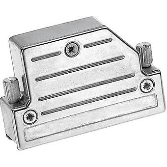D-SUB housing Number of pins: 25 Metal 45 ° Silver