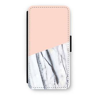 iPhone 6/6s Flip Case - A touch of peach