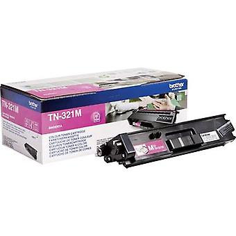 Toner cartridge Original Brother TN-321M Magenta Page yield 1500 pages
