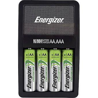 Charger for cylindrical cells NiMH incl. rechargeables Energizer
