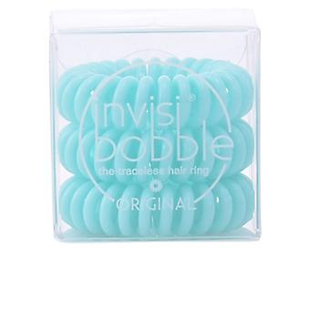 Invisibobble Mint To Be 3 Units Womens Hair Dressing Products Sealed Boxed
