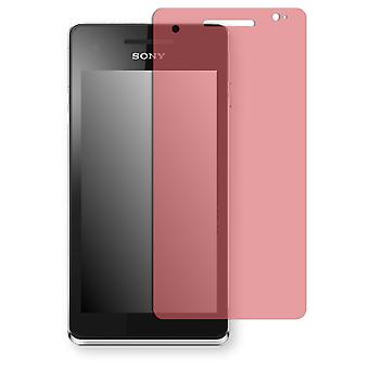 Sony Xperia VL display protector - Golebo view protective film protective film