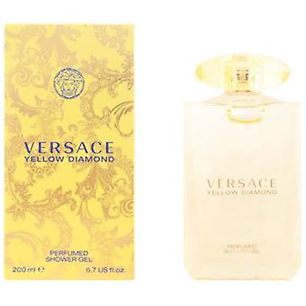Versace Yellow Diamond Bath & Shower Gel 200 ml (Perfumes , Gels)