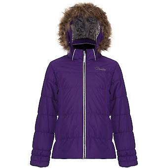 Dare 2b Girls Emulate II Waterproof Breathable Polyester Ski Jacket