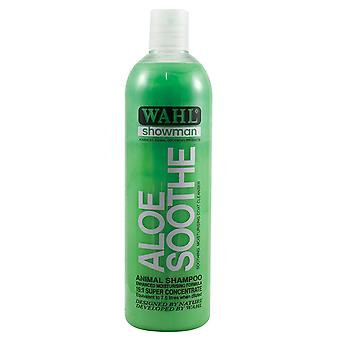Wahl Showman Aloe naturel chien shampooing 500 ml