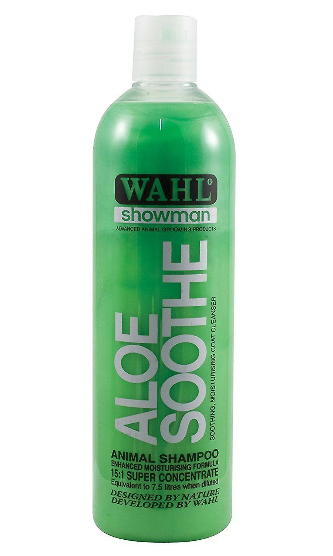 Wahl Showman Aloe Natural Dog Shampoo 500 ml