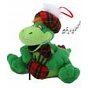 Musical Nessie 8.5Inch; Soft Toy