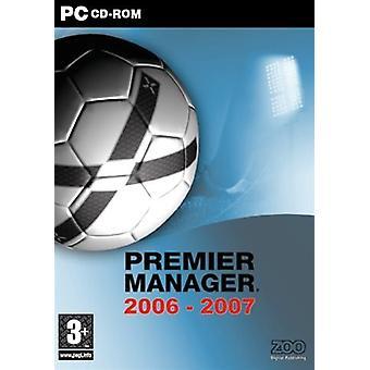 Premier Manager 20062007 (PC) (Multi)