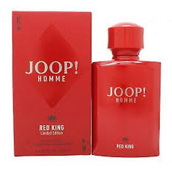Joop! Homme Red King Eau de Toilette 125ml EDT Spray