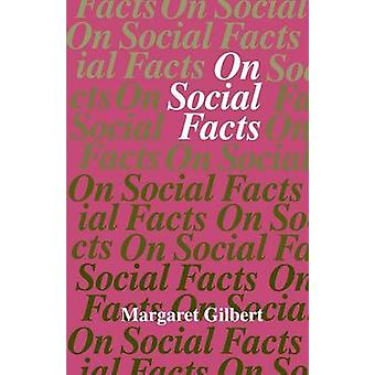 On Social Facts by Margaret Gilbert