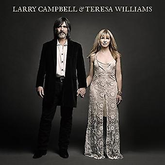 Campbell, Larry & Williams, Teresa - Larry Campbell & Teresa Williams (LP Vin [Vinyl] USA import