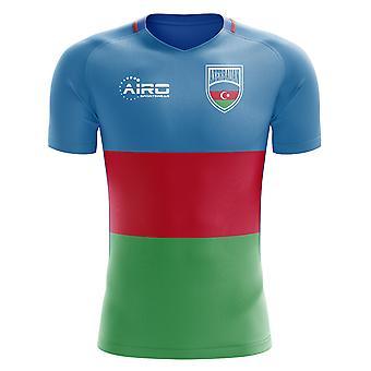 2018-2019 Aserbaidschan Wohnkonzept Fußballtrikot