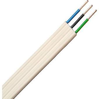 Multi-wire planar cable NYIFY-J 3 x 1.50 mm² Grey Kopp