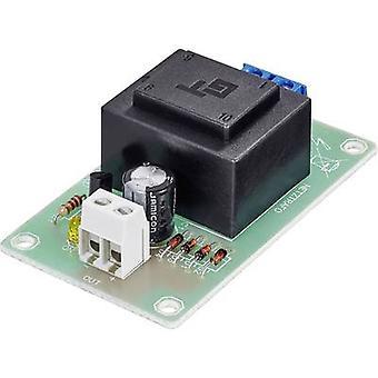 PSU kort komponent Conrad komponenter ATT. FX. INPUT_VOLTAGE: 230 V AC (max.) ATT. FX. OUTPUT_VOLTAGE: 5 Vdc (max.)