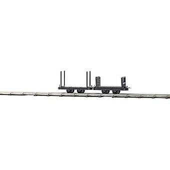 Busch 12204 H0f stake and front wall trolley