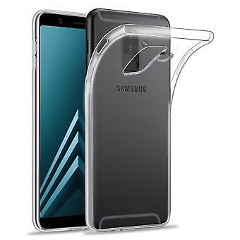 32nd klar Gel tilfældet for Samsung Galaxy A6 (2018) - klart