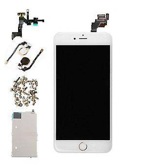 Stuff Certified ® iPhone 6 Plus Pre-mounted screen (Touchscreen + LCD + Parts) AAA + Quality - White