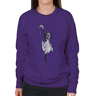 Prince The Nude Tour 1991 Women's Sweatshirt