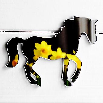 Walking Horse Acrylic Mirror
