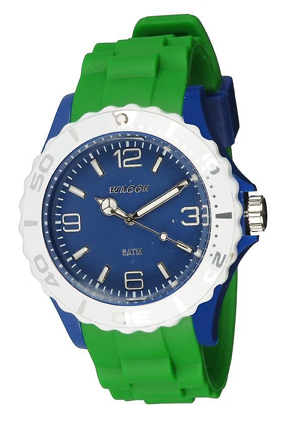 Waooh - Montre MC42 Tricolore