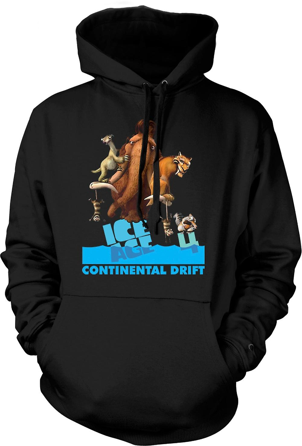 Kids Hoodie - Ice Age - Continental Drift