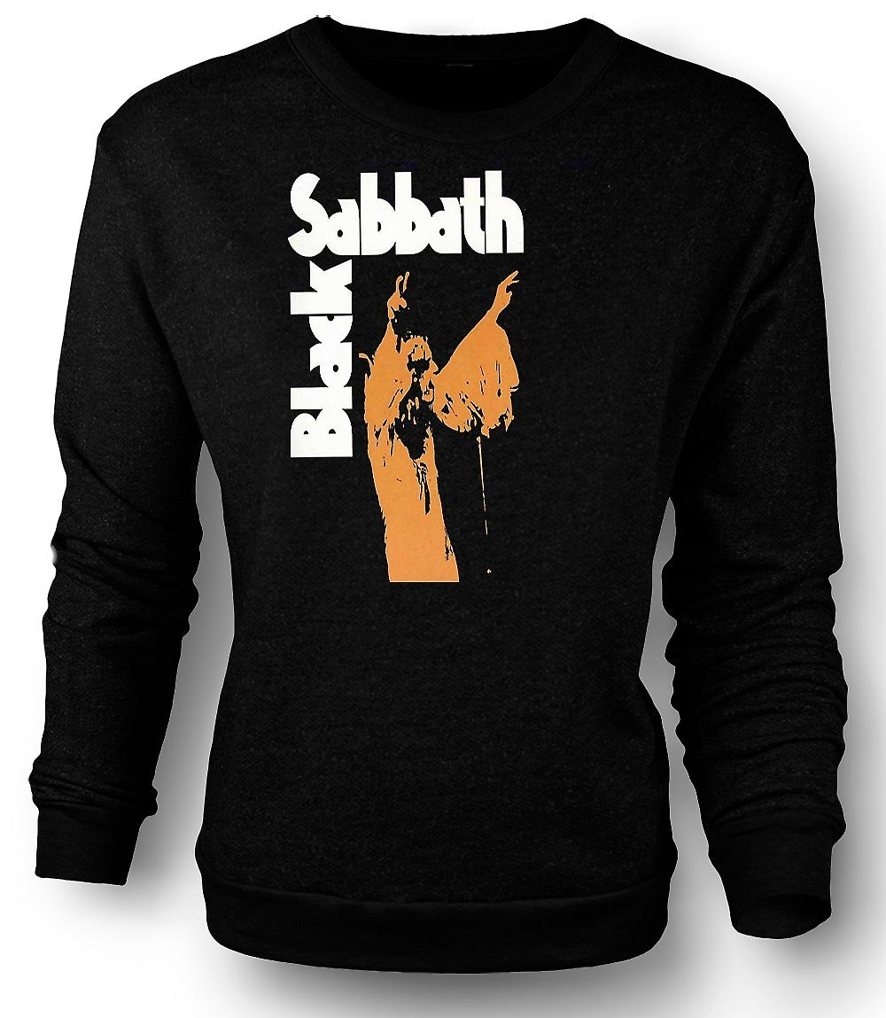Mens Sweatshirt Sabbaten - Ozzy - Heavy Metal