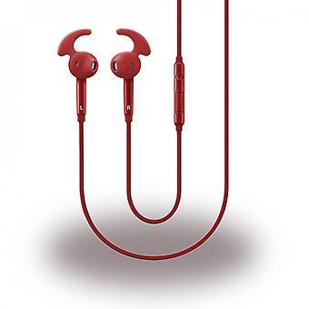 Original EO-EG920BREG Samsung headset ear red Samsung Galaxy S10, S9, S8 S7, S6, edge, grade 8, grade 9