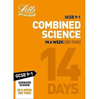 GCSE Combined Science In a Week (or Two) - Letts GCSE 9-1 Revision Success (Paperback)