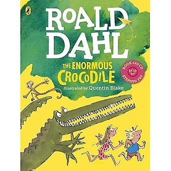 Valtava Crocodile (kirja ja CD)