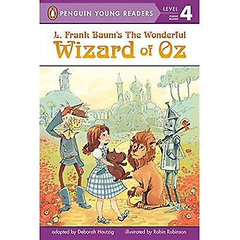 L. Frank Baum's Wizard of Oz (Penguin Young Readers - Level 4