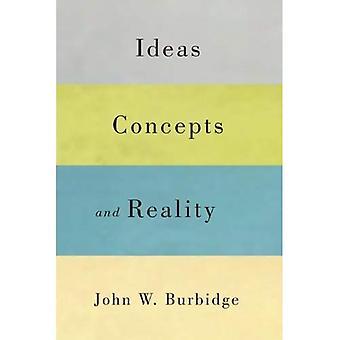 Ideas, conceptos y realidad