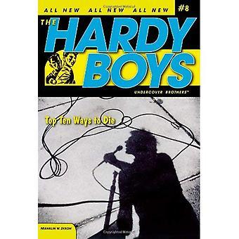 Top Ten Ways to Die (Hardy Boys)