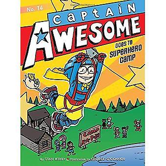 Le capitaine Awesome va au Camp de super-héros