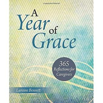A Year of Grace: 365 Reflections for Caregivers