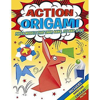 Actie Origami!
