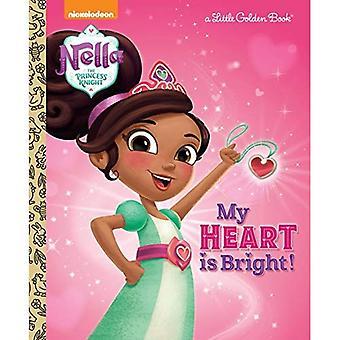 Mitt hjärta är Bright! (Nella prinsessan riddaren) (Liten gyllene bok)