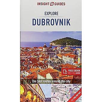 Insight Guides: Explore Dubrovnik - Dubrovnik Guide� Book (Insight Explore Guides)