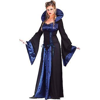 Kostüm Vampirin blau